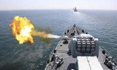 Irānas karakuģi tuvojas ASV robežām, paziņo flotes komandieris
