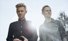 'Prāta vētra' izdod dziesmu kopā ar 'Ewert and the Two Dragons'