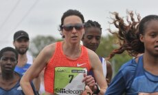 Foto: Prokopčuka un Girgensons uzvar 'Lattelecom' Rīgas maratona pusmaratona distancē