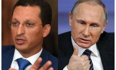 Putina znots saņem iespaidīgu 1,8 miljardu ASV dolāru valsts aizdevumu