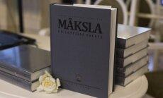 Izdota grāmata par Latvijas kultūrpolitiku un mākslu starpkaru periodā