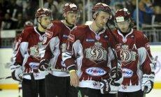 Ankipāns un Laviņš nedodas Rīgas 'Dinamo' pirmajā izbraukuma spēļu sērijā