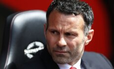 Manchester United manager Ryan Giggs