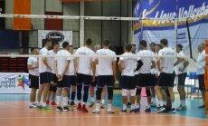 'Delfi' no Izraēlas: Latvijas volejbolisti gatavi apņēmīgi sākt Eiropas čempionāta atlasi