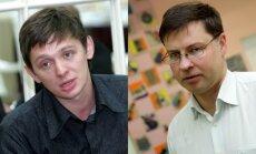 EP ierēdnis: Artura Kaimiņa vēstule Eiroparlamentam par Dombrovski nav nopietna