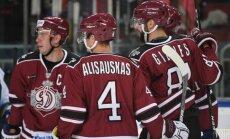Rīgas 'Dinamo' izziņo sastāvu pirmajam jaunās KHL sezonas izbraukumam