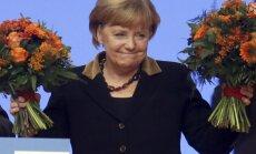 Меркель будет баллотироваться на четвертый срок