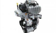 VW izgatavojis viena litra motoru ar 272 ZS