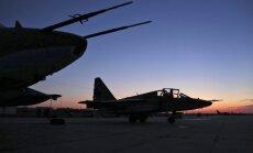 Ar Turcijas iesaisti Krievija atguvusi Sīrijā notriektā Su-25 pilota līķi