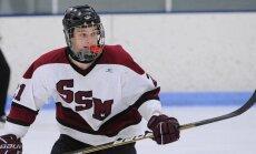 Bļugers paraksta sākuma līmeņa līgumu ar NHL klubu 'Penguins'