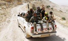 ASV aizliedz kurdu spēkiem Sīrijā šķērsot Eifratu