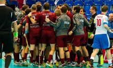 Latvijas florbola izlase uz Nāciju kausa turnīru Vācijā dosies ar 23 spēlētājiem