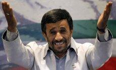 Ārkārtas nolaišanos spiests veikt Irānas prezidenta helikopters