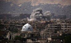 Глава ЦРУ заявил о расхождении интересов США и России в Сирии