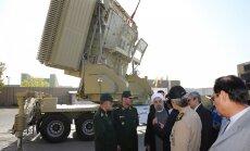Foto: Irāna publisko savas pirmās pretraķešu aizsardzības sistēmas fotoattēlus