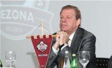 Rūpēs par Latvijas hokeju. Saruna ar LHF prezidentu Kirovu Lipmanu