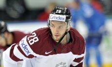 Beresņevs nosauc Latvijas izlases sastāvu pēdējām divām pārbaudes spēlēm