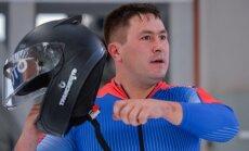 Starptautiskā Bobsleja un skeletona federācija piespriež pagaidu diskvalifikāciju Kasjanovam un viņa stūmējiem