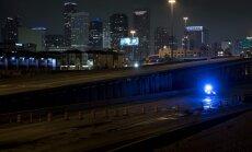 Vētras 'Hārvijs' plosītajā Hjūstonā izsludināta nakts komandantstunda