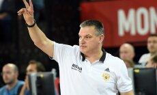 Pašutins atkāpies no Krievijas basketbola izlases galvenā trenera amata