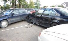 Visbiežāk avārijas bez OCTA izraisa Rēzeknes, Daugavpils un Ludzas rajonā