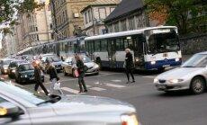Ierobežos atļauto braukšanas ātrumu pie Rīgas skolām