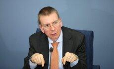 Rinkēvičs: Latvijas atbildīgajiem ir daudz informācijas par problēmām banku sektorā