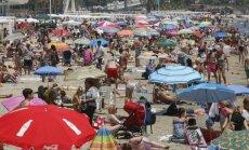 Erevānā un Baku sasniegts absolūtais karstuma rekords; tveice arī Lapzemē