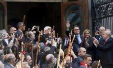 Katalonijas premjers referenduma lietā sniedz liecības tiesā
