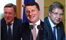 Танк, баран, хищник и сказочник. Фенотиполог читает по лицам латвийских политиков