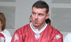 Ivanāns: pirmajā spēlē KHL nospēlēju normāli