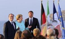 Меркель: Евросоюз должен укрепить свою безопасность
