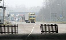Terehovā kravas auto rinda nedaudz samazinājusies; Grebņevā rindas vairs nav