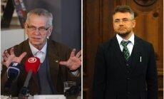 Ulme gatavs ieņemt Kļaviņa vietu Saeimā