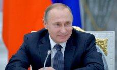 Putins rosina būvēt zemes transporta savienojumu no Krievijas uz Japānu