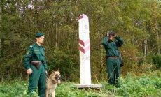 Robežsargi agresīvam Krievijas pilsonim – robežpārkāpējam iešauj kājā un viņu aiztur