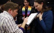 Tiesnesis anulē geju laulību aizliegumu Jūtas štatā