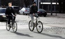Patlaban dienaskārtībā nav jautājuma par OCTA velosipēdiem