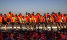 Eurostat: Латвия получает мало запросов на предоставление убежища