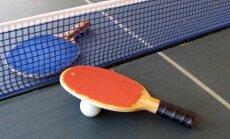 Video: Zaudējuma saniknots jaunais krievu galda tenisists uzklūp tiesnesim