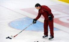 Znaroks, Balderis un citas zvaigznes piedalīsies Latvijas un Krievijas hokeja leģendu spēlē Rīgā