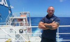Latvietis, kas pie Āfrikas krastiem sargā kuģus no pirātiem: Ir tādi, kas uzreiz šauj