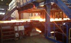 Par 'Liepājas Metalurga' iegādi interesējas Krievijas 'Daļpolimetall'