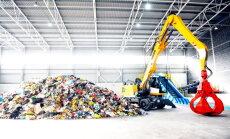 На мусорном полигоне построят завод за 10 млн евро