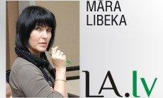 Māra Libeka: Sieviešu drēbju vietā – vīriešu drānas