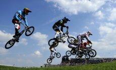 Štrombergs, Treimanis un Krīgers Argentīnā uzsāks PK sezonu BMX