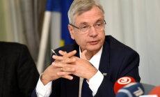 Šadurskis pārliecināts, ka līdz septembrim ir iespējams nodrošināt pedagogu zemākās algas likmes kāpumu līdz 710 eiro