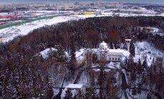 Video: Navaļnijs nofilmē Krievijas pirmā vicepremjera Šuvalova 'pili', uz kuru aizliegts skatīties
