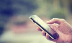 Latvijā pirmajā pusgadā ieveda par 35,8 % mazāk mobilo tālruņu