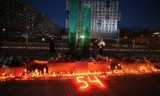 В Золитуде в понедельник будут вспоминать жертв обрушения супермаркета Maxima